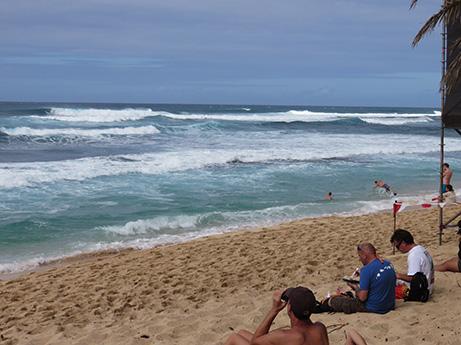 83 2014 ハワイ観光29 サーフィン大会