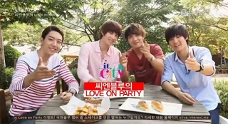 CNBLUE LOVEONPARTY