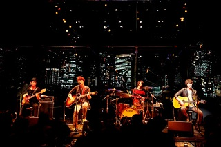 CNBLUE MTV Unplugged 2012.01