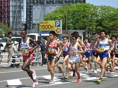 仙台ハーフマラソン2012.5.13-3