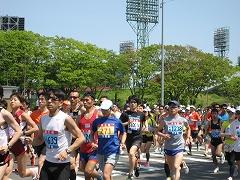 仙台ハーフマラソン2012.5.13-6