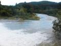 広瀬川の奔流