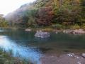 松渕付近の彩