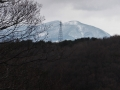泉ヶ岳遠望