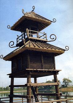 卑弥呼の楼閣