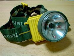 ヘッドライト1