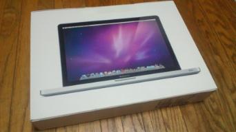 Macbook Pro(箱)