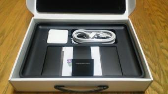 Macbook Pro 箱底