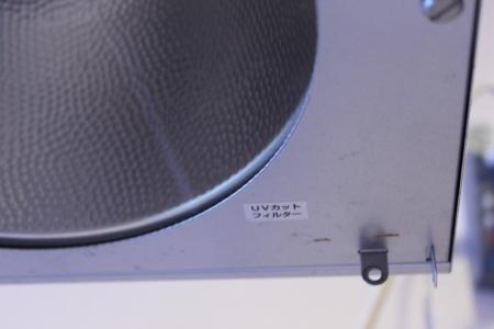 UVカットガラス