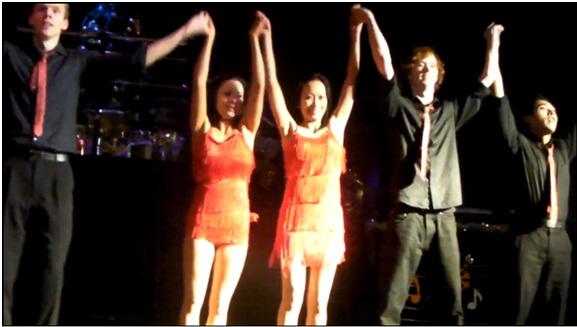dance show 2010