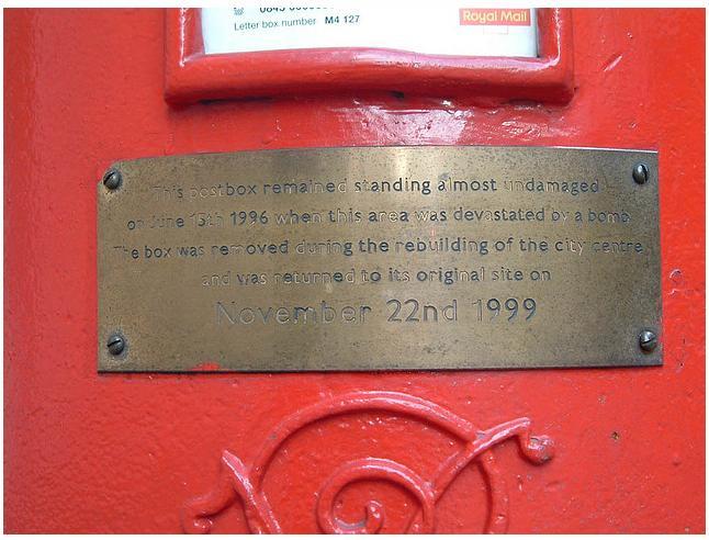 plaque postbox 2