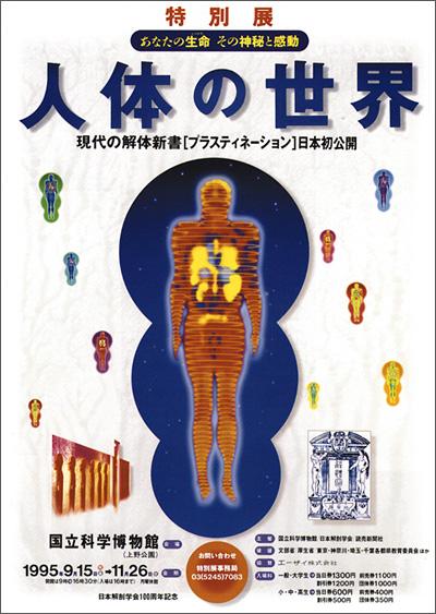 医学イラスト/人体の世界ポスター