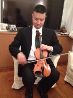 吉川邸海野ヴァイオリン