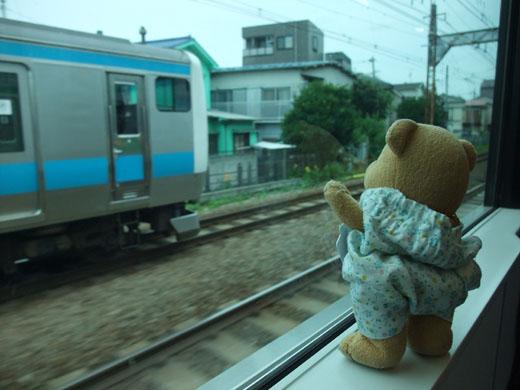 京浜東北線電車に0616