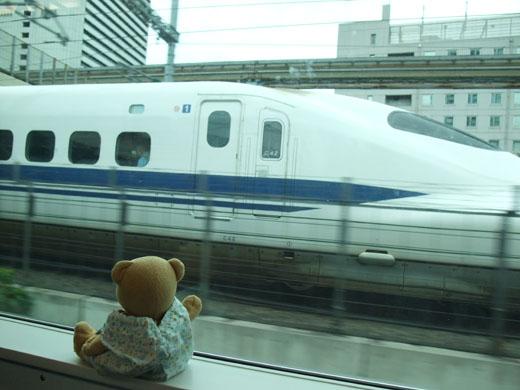 新幹線に・0616