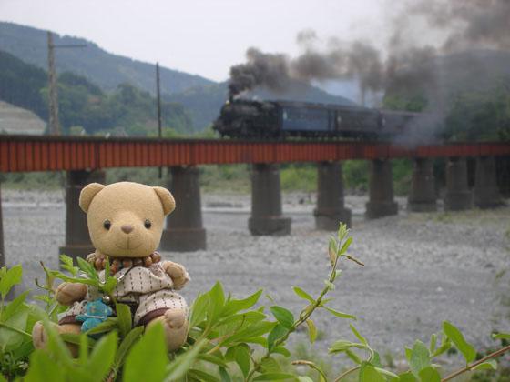大井川鉄道・C10と