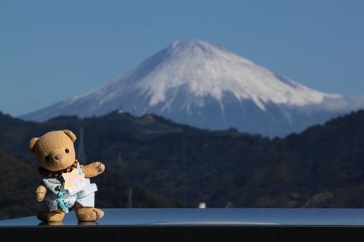 101119 富士山を