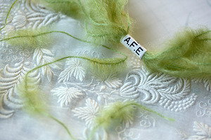 使用した糸