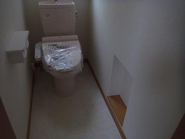 H邸 トイレ