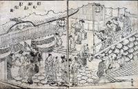 摂津名所絵図1798年