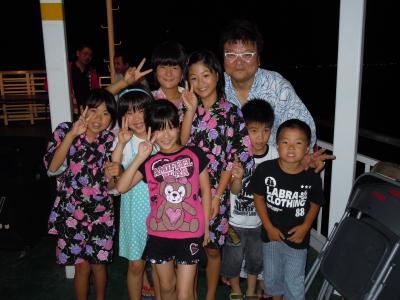 桜島納涼観光船4