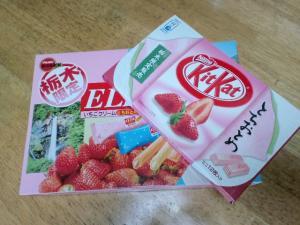 124お土産 栃木限定のお菓子