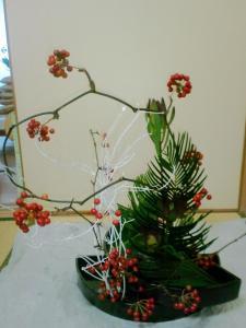 2010・11・25 お稽古花