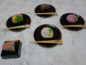 2010・11・25お茶菓子