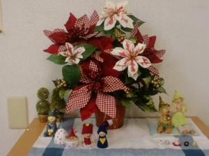2010.11.26クリニッククリスマス