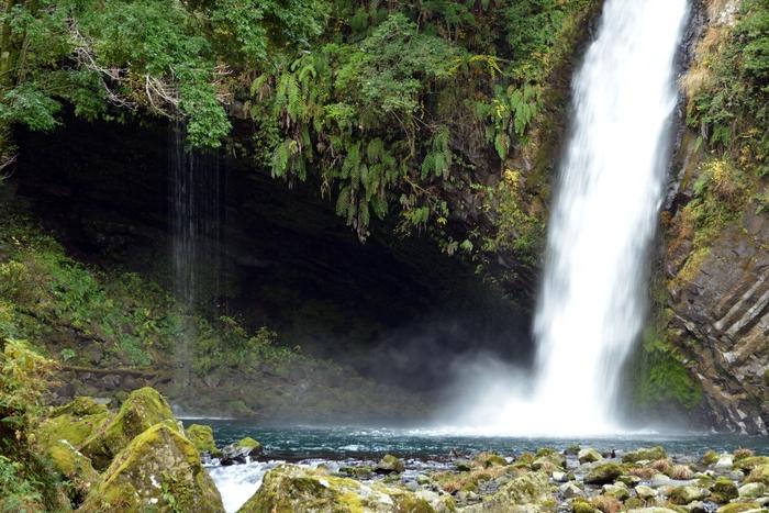 浄蓮の滝-2