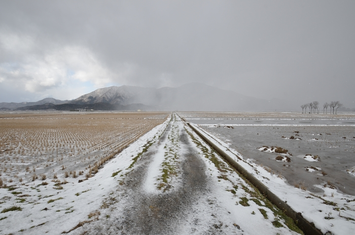 天気の変化 雪-1