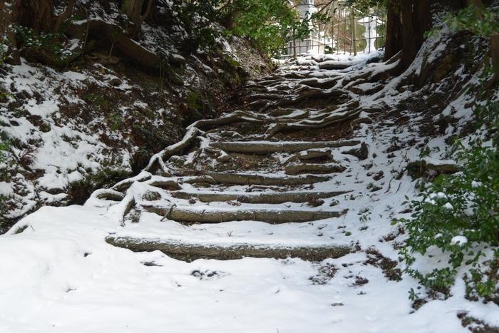雪の国上寺-3