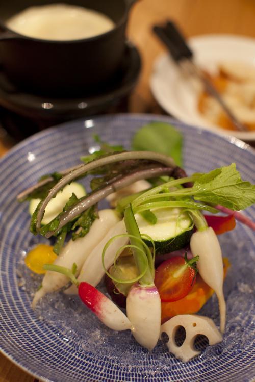こだわり野菜のバーニャフォンドュ¥1200_convert_20111023155633_convert_20111026182002