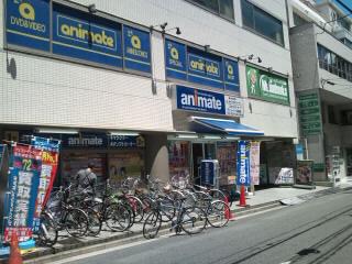 アニメイト&メロンブックス 広島店