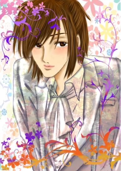 てっちゃん・お誕生日絵・リサイズ2010