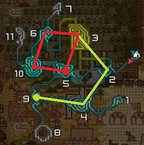 沼地map