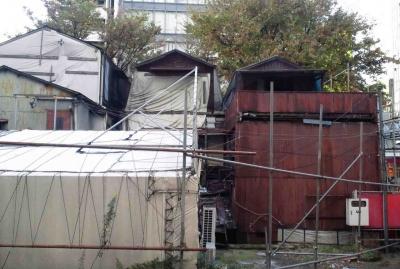 道玄坂古い建物05