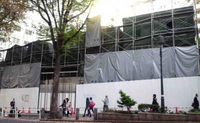 道玄坂古い建物03