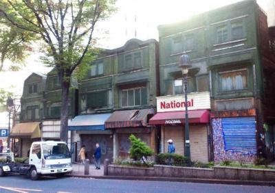 道玄坂古い建物01