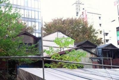 道玄坂古い建物06