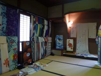 2010.8.19~21アンティーク単衣展 009