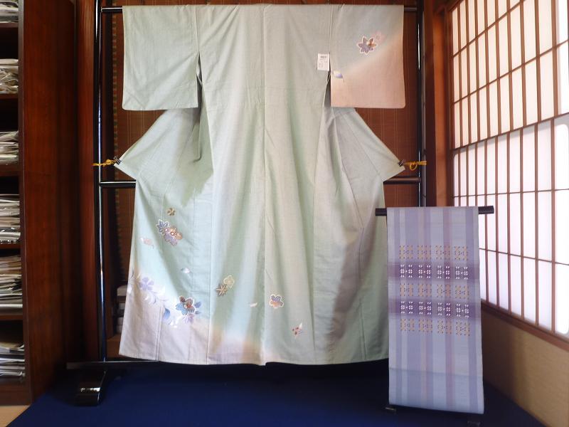 2010.8.19~21アンティーク単衣展 011