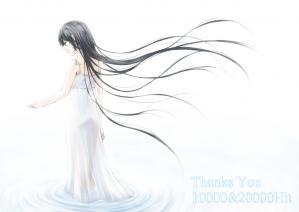 10000&20000Hit記念絵