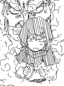 一輪&雲山