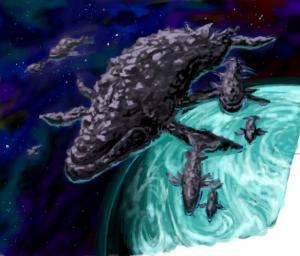 宇宙クジラ