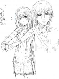 麻奈&龍一