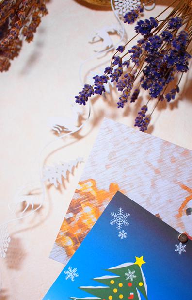 贈るカード展2010冬