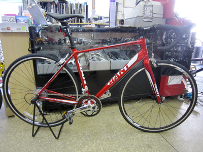 GIANT DEFY3 Red