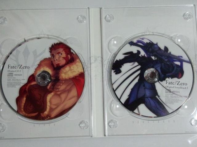 『Fate/Zero』 Blu-ray Disc Box I  3