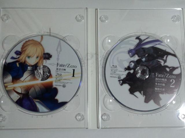 『Fate/Zero』 Blu-ray Disc Box I  4